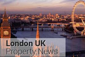 London UK  Property News