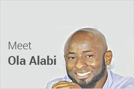 Meet Ola Alabi