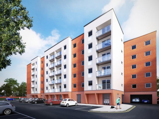 High Spec Apartments, Manchester - www.mercyhomes.com