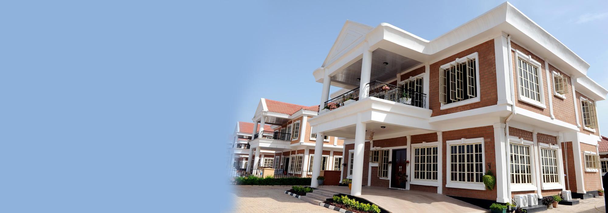 Amen 'Redbrick' Mansions, Lekki Nigeria
