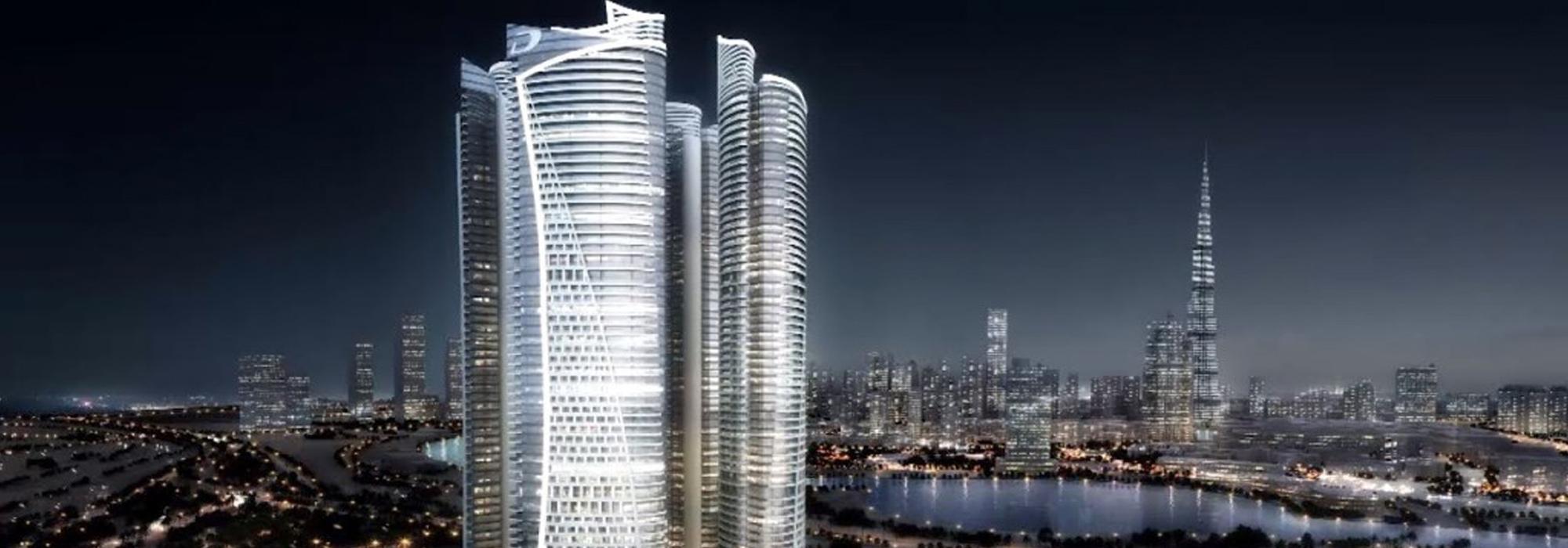 Panoramic Tower, Dubai