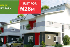 4 BEDROOM DELUXE DETACHED DUPLEX WITH BBQ MERIDIAN PARK, AWOYAYA LEKKI