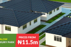 2 Bedroom Semi Detached Bungalow, Awoyaya Lekki