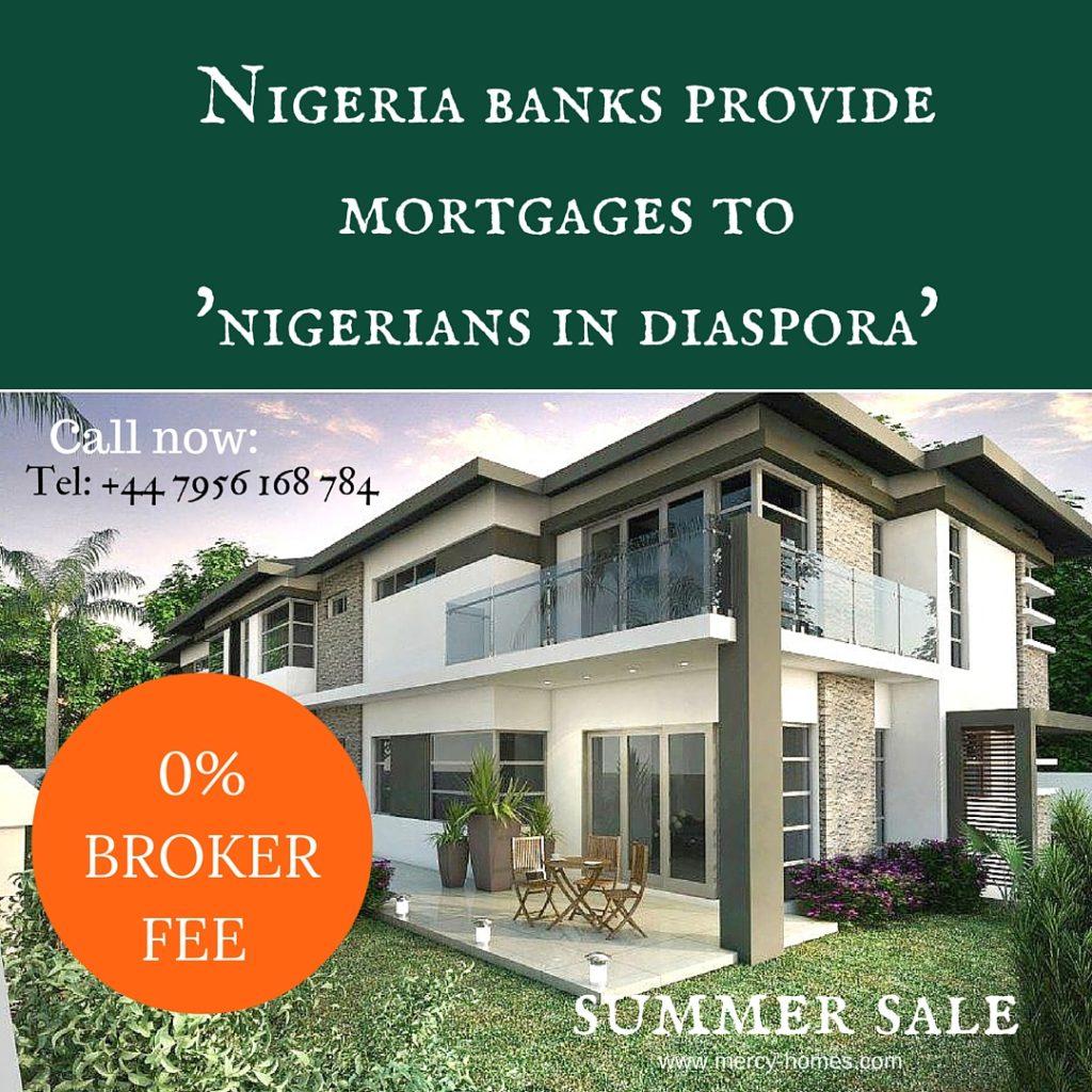 nigeria mortgages