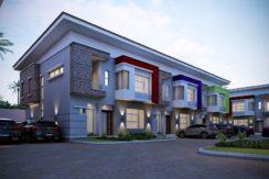 4 BEDROOM DELUXE TERRACE SANDWORTH HOMES, Abraham Adesanya, Lekki Ajah