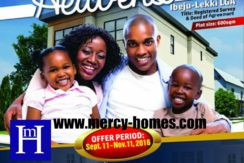 Lekki Land for Sale at Open Heavens Estate